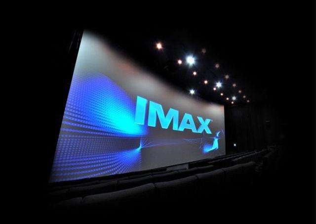 109シネマズのIMAXシアター