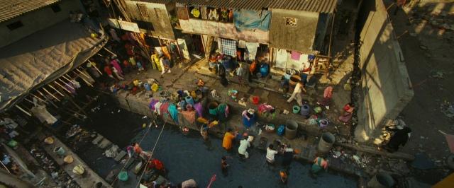 『スラムドッグ$ミリオネア』の主人公が暮らすムンバイのスラム風景