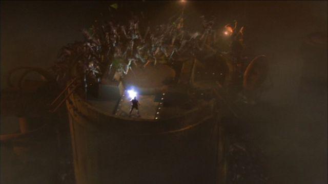 Dax' last stand ダックスの最後の戦い