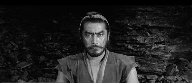 六郎太を演じる三船敏郎