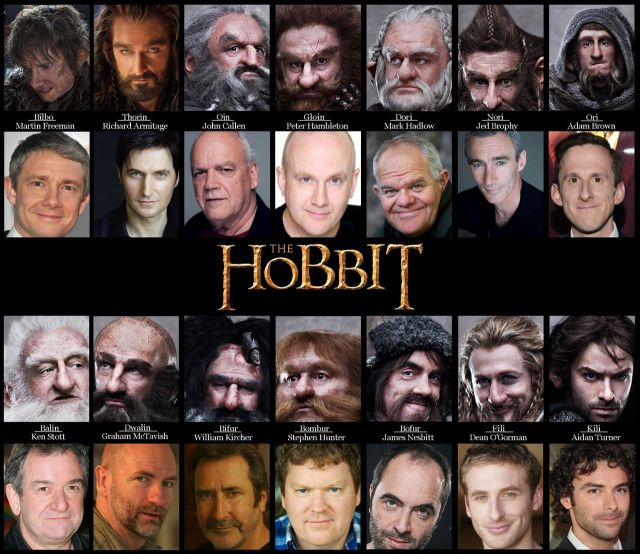 hobbit-cast